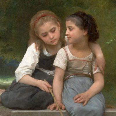 Bouguereau enfants